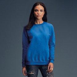 71000FL - Sweat-shirt à manches montées Femme Anvil