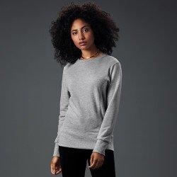 72000L - Sweat-shirt French terry à encolure mi-évasée Femme Anvil