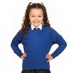 AC01J - Sweat-shirt à manches raglan pour enfants Academy