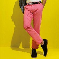 AQ050 - Pantalon chino Homme