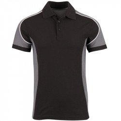 TN010 - Polo Tungsten Homme