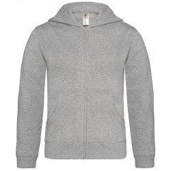 WK682 - Sweat à capuche zippé Hooded /Enfant