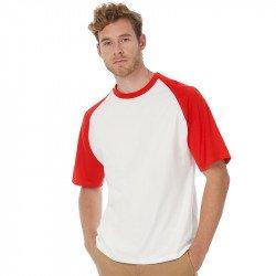 TU020 - T-Shirt Base-ball