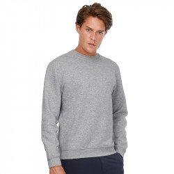 WU600 - B&C Set In sweatshirt