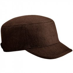 BC036 - Casquette Melton Wool Army