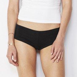 491 - Shortie en coton spandex