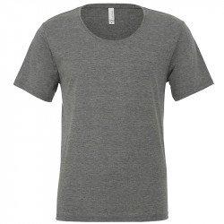 3406 - T-shirt col large unisexe