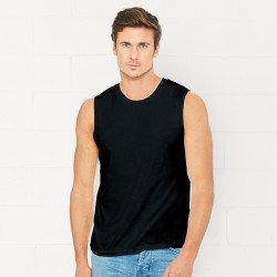 3483 - Débardeur muscle en jersey unisexe