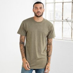 3006 - T-shirt long Urban unisexe