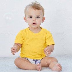3001B - T-shirt bébé en jersey à manches courtes