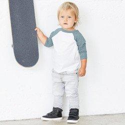 3200T - T-shirt de baseball jeune enfant à manches 3/4