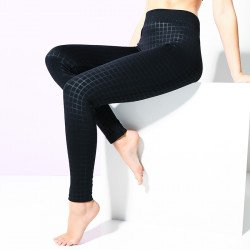 BS308 - RaleighLeggings imprimé à carreaux