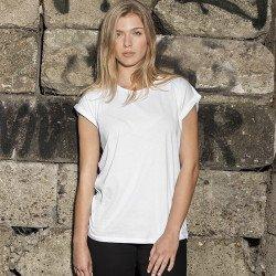 BY021 - T-shirt femme à manches courtes