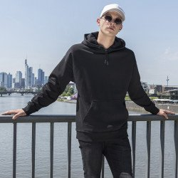 BY074 - Sweat à capuche Oversize