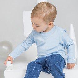 BZ11 - T-shirt bébé à manches longues