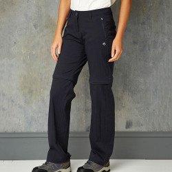 CWJ1073 - Pantalon convertible extensible kiwi Femme