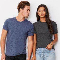 3001 - T-shirt col rond unisexe en jersey