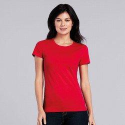 4100L - T-shirt RS femme en coton de première qualité