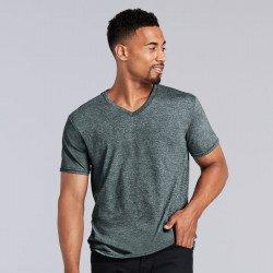 64V00 - T-shirt col V Softstyle®
