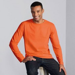 64400 - T-shirt manches longues Softstyle®