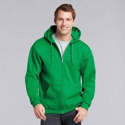 18600 - Sweatshirt à capuche adulte zippé Heavy Blend™