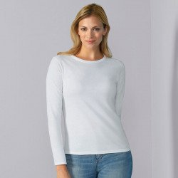 64400L - T-shirt femme manches longues Softstyle®