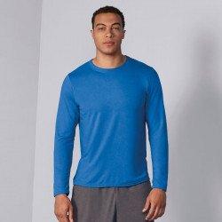 42400 - T-shirt adulte manches longues performance Gildan