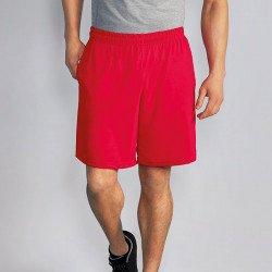 44S30 - Short performance Gildan avec poches