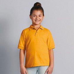 8800B - Polo jersey DryBlend® Enfant