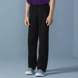 18400B - Pantalon jogging à ourlet ouvert Heavy Blend™