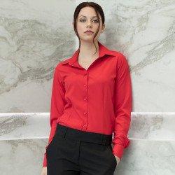 HB591 - Chemise à manches longues Femme