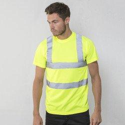 HV071 - T-shirt haute visibilité