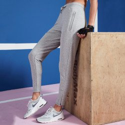JC084 - Pantalon de jogging ajusté pour femme