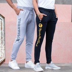 JH077 - Pantalon de survêtement ajusté féminin