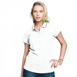 KB251 - Polo manches courtes Femme