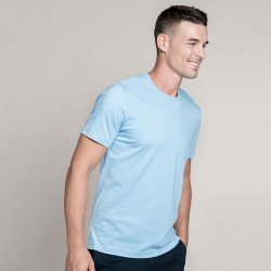 KB356 - T-shirt col rond manches courtes