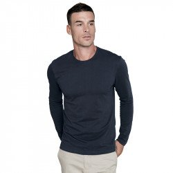KB359 - T-shirt col rond manches longues