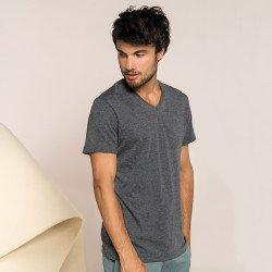 KB367 - T-shirt manches courtes mélange Kariban