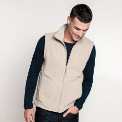KB913 - Luca Gilet micropolaire