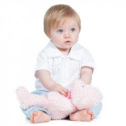LW40T - Polo bébé/jeunes enfants