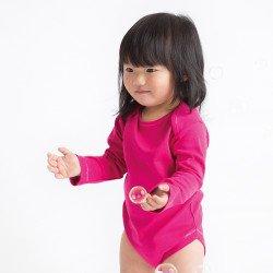 LW52T - Grenouillère pour bébé à manches longues