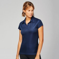 PA483 - Polo sport manches courtes femme