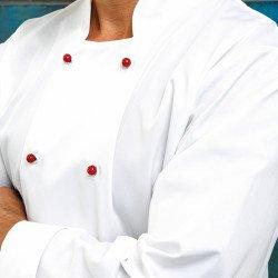 PR652 - Boutons-pression de veste de cuisinier