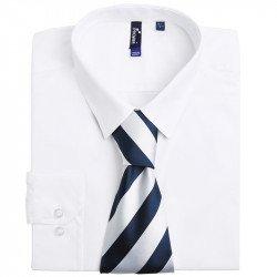 PR763 - Cravate à grosses rayures