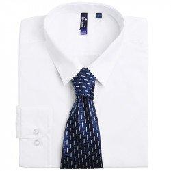 PR767 - Cravate à zigzag