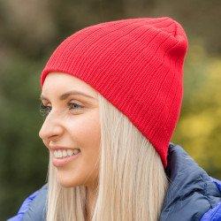 RC074 - Bonnet en tricot de coton double