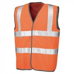 RE21A - Gilet haute visibilité Safeguard