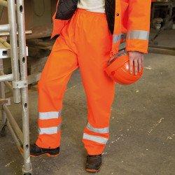 RE22X - Pantalon de sécurité haute visibilité