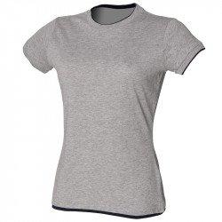 SK220 - T-shirt ringer Femme