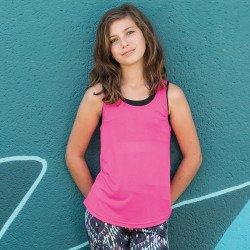 SM241 - Débardeur fashion Workout Enfant